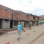 en junio entregaran las casas gratis a damnificados en Neira