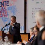 'Los invito a hacer de la cultura nuestro mayor estandarte de paz': Presidente Santos