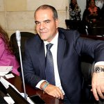 Senador Carlos Felipe Mejía