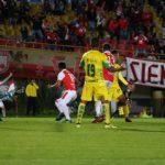 Independiente Santa Fe remontó en casa y sumó 3 puntos en Liga.20180422_221830