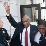 El comediante Bill Cosby fue declarado culpable por el delito de agresión sexual