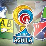 Liga Aguila I-2018