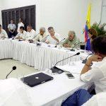 A los colombianos no nos va a quedar grande la paz, dijo este sábado el Presidente Santos al terminar la reunión de la Comisión de Seguimiento, Impulso y Verificación a la Implementación del Acuerdo Final (CSIVI).