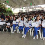 857 estudiantes se gradiareon en prevencion de las drogas
