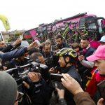 Esteban Chaves perdió más de 25 minutos en el Giro de Italia