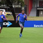 Selección Colombia sigue trabajando en Bogotá