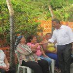 Alcalde de Neira en contacto directo y permanente con las Comunidades (3)