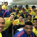 Selección Colombia partió a Italia rumbo al mundial de Rusia