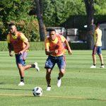 Colombia entreno frente a la Prensa en Milan 290518 (1)