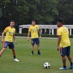 entrenamiento de este miércoles en Milanello de la Selección Colombia (4)