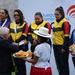 Colombia adelante en Cochabamba