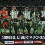 Atletico Nacional en las semifinales de la Copa libertadores
