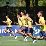 entrenamiento de la Selección Colombia de este martes en Milanello (15)