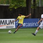 Selección Colombia entrenó con el Genoa Primavera (3)