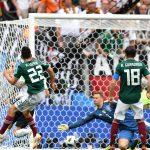 Mexico derroto a Alemania8