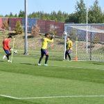 entrenamiento de la Selección Colombia de este domingo en Kazán (1)