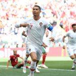 Portugal 1-0 Marruecos 2