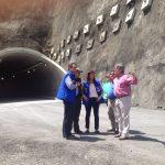 Inspección túnel 7