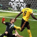 Bélgica superó 5-2 a Túnez 4