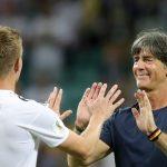 Alemania superó 2-1 a Suecia y se mantuvo con vida
