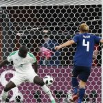 Japón y Senegal empataron 2-2 en el Grupo H 7