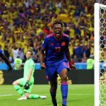 Colombia golea a Polonia 3-0 M