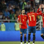 España empató con Marruecos 5