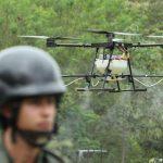 drones para aspersión de cultivos ilícitos3