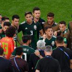 Mexico goleado 3-0 por Suecia