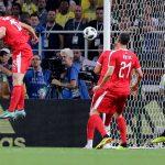 Brasil derroto a Serbia 2-0G