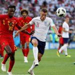 Inglaterra 0-1 Bélgica