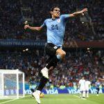 Uruguay en cuartos de Final 6