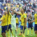Suecia derrotó 1-0 a Suiza 4