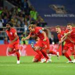 Inglaterra saco a Colombia en Octavos2