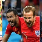 Bélgica, Francia, Inglaterra y Croacia semifinalistas Rusia 2018