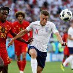 Bélgica – Inglaterra por tercero o cuarto lugar