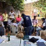 desplazamiento en el Catatumbo