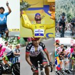Colombianos en el Tour de Francia 2018. Foto: Federación Colombiana de Ciclismo