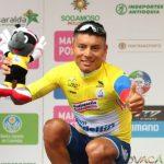 Jonathan Caicedo. Foto: Federación Colombiana de Ciclismo