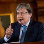Canciller Carlos Holmes Trujillo - Rueda de prensa situación migratoria de Venezolanos (1)