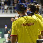 Colombia definió el equipo para enfrentar a Argentina en Copa Davis