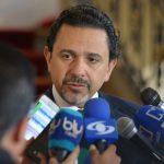 Alto Comisionado Miguel Ceballos