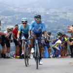 Nairo Quintana y Miguel Angel Lopez 2018-09-08 12.19.54