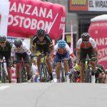 Oscar quiroz gana segunta etapa del clasico RCN2