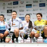 Ana Cristina Sanabria es tricampeona de la Vuelta a Colombia Femenina 2018