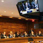 Las ministras de Comercio, Industria y Turismo, Cecilia Álvarez-Correa, y de Relaciones Exteriores, María Ángela Holguín, que forman parte del Consejo de Ministros de la Alianza del Pacífico, participaron en la reunión con la Asociación de Naciones del Sudeste Asiático en Nueva York.