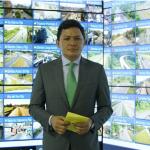 Viceministro de Transporte, Juan Camilo Ostos.