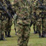 Militares colombianos 231018