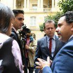 Alto Comisionado para la Paz, la Legalidad y la Convivencia, Miguel Ceballos