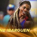 Caterine Ibargüen nominada a la Atleta Femenina del año de la IAAF